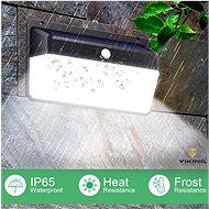 Viking Venkovní solární LED světlo s pohybovým senzorem VIKING M328 - Venkovní světlo