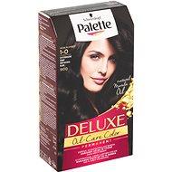 SCHWARZKOPF PALETTE Deluxe 900 Sytý přirozeně černý 50 ml - Barva na vlasy