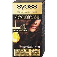 SYOSS Oleo Intense 4-86 Čokoládově hnědý 50 ml - Barva na vlasy