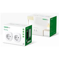 Vocolinc Smart Adapter VP3 set 2ks - Chytrá zásuvka