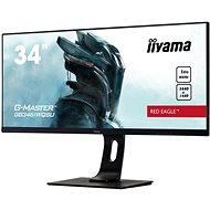 """34"""" iiyama G-Master GB3461WQSU-B1 - LCD monitor"""