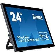 "24"" iiyama ProLite T2435MSC-B2 MultiTouch - LCD monitor"