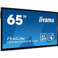 """65"""" iiyama TE6503MIS-B1AG - Velkoformátový displej"""