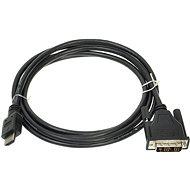 ROLINE DVI - HDMI propojovací, stíněný, 2m - Video kabel