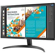 """23,8"""" LG 24QP500-B - LCD monitor"""