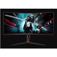 "34"" AOC CU34G2/BK Gaming - LCD monitor"