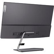 "23.8"" Lenovo Q24h-10 Warm Gray - LCD monitor"
