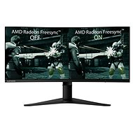 "34"" Lenovo G34w-10 - LCD monitor"