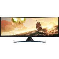 """43.4"""" Lenovo Legion Y44w-10 černý - LCD monitor"""
