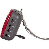 Orava RP-130 R červený - Rádio