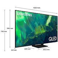 "55"" Samsung QE55Q70A - Televize"
