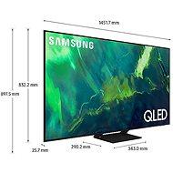 "65"" Samsung QE65Q70A - Televize"