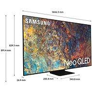"65"" Samsung QE65QN90A - Televize"