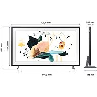 "32"" Samsung The Frame QE32LS03TC - Televize"