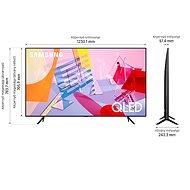"55"" Samsung QE55Q60T - Televize"