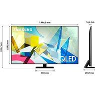"65"" Samsung QE65Q80T - Televize"