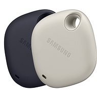 Samsung Chytrý přívěsek Galaxy SmartTag (balení 2 ks) černá & oatmeal - Bluetooth lokalizační čip