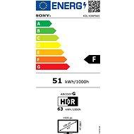 "43"" Sony Bravia KDL-43WF665 - Televize"