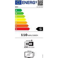 55'' Sony Bravia LED KD-55X7055   - Televize