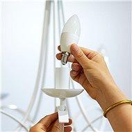 WiZ Colors & Tunable Whites E14 WiFi chytrá žárovka - LED žárovka