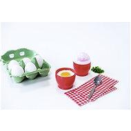 XAVAX Nádoba pro přípravu vajíček 2ks - Nádobí do mikrovlnné trouby