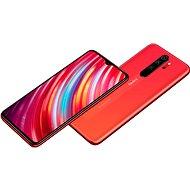 Xiaomi Redmi Note 8 Pro LTE 128GB oranžová - Mobilní telefon