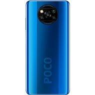 Xiaomi POCO X3 64GB modrá - Mobilní telefon