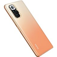 Xiaomi Redmi Note 10 Pro 6GB/128GB gradientní bronzová - Mobilní telefon