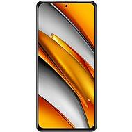 POCO F3 128GB bílá - Mobilní telefon