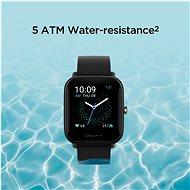 Amazfit Bip U Black - Chytré hodinky