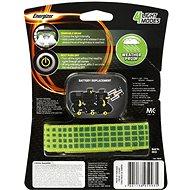 Energizer Headlight Vision HD + 350lm 3xAAA - Čelovka