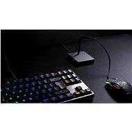 XTRFY Gaming Mouse Bungee B4 Černá - Držák kabelu