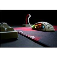 XTRFY Large Gaming Mousepad GP4 Retro - Podložka pod myš