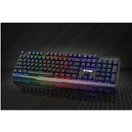 YENKEE YKB 3500US KATANA - US - Herní klávesnice