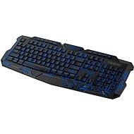 YENKEE AMBUSH černý - CZ/SK - Set klávesnice a myši