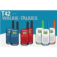 Motorola TLKR T42, Triple Pack - Vysílačka
