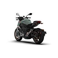 ZERO SR/F - Elektrická motorka