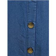 ONLY Tmavě modrá džínová sukně Manhattan S - Sukně