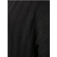 JACQUELINE DE YONG Černý svetr s příměsí vlny Nine S - Svetr