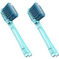 IONICKISS výměnná hlavice - Extra Soft WIDE (modrá) - Zubní kartáček