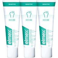 ELMEX Sensitive 3 x 75 ml - Zubní pasta