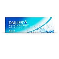 Dailies AquaComfort Plus (30 čoček) dioptrie: -9.50, zakřivení: 8.700 - Kontaktní čočky
