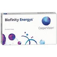 Biofinity Energys (6 čoček) dioptrie: -4.00, zakřivení: 8.60 - Kontaktní čočky