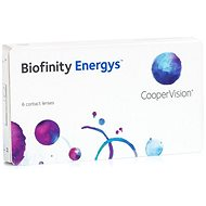 Biofinity Energys (6 čoček) dioptrie: -10.50, zakřivení: 8.60 - Kontaktní čočky