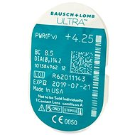 Ultra (3 čočky) dioptrie: -0.25, zakřivení: 8.50 - Kontaktní čočky