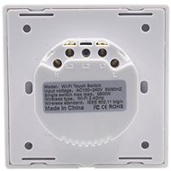 iQtech SmartLife IQS002, Wi-Fi vypínač dvojitý - Vypínač