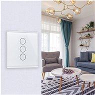 iQtech SmartLife IQS003, Wi-Fi vypínač trojitý - Vypínač
