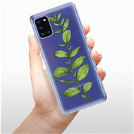iSaprio Green Plant 01 pro Samsung Galaxy A31 - Kryt na mobil