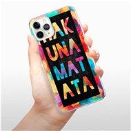 iSaprio Hakuna Matata 01 pro iPhone 11 Pro Max - Kryt na mobil