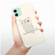 iSaprio I Love You 01 pro iPhone 11 - Kryt na mobil